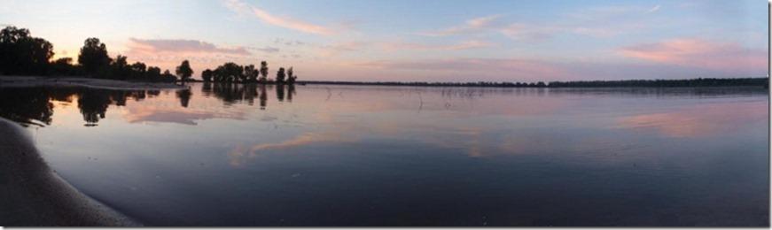 Sunset Mississippi